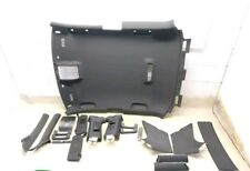 Audi A3 8P 5-DOOR S-LINE BLACK INTERIOR ROOF LINING KIT PILLAR TRIMS VISOR LIGHT
