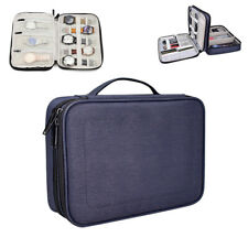 Electronic Accessories Cable Organizer Bag Travel Watch Strap Storage Case Pouch
