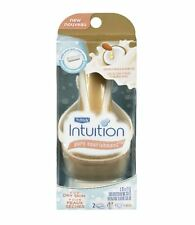 Schick Intuition Pure Nourishment Coconut Milk - Almond Oil Razor, 1 ea (4 pack)
