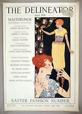 The Delineator Magazine - April, 1920 ~~ FRONT COVER ONLY ~~ fashion