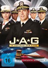 5 DVDs * JAG - IM AUFTRAG DER EHRE ~ STAFFEL / SEASON 9 # NEU OVP +