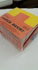 Super Deck! Starter Deck Display Box SEALED!!!