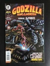 "Dark Horse Godzilla King Of The Monsters 14 VF ""NEWSSTAND"" Variant Super Rare"