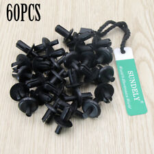 WHEEL ARCH MUD SPAT EYEBROW RIVET CLIPS FOR LAND ROVER DEFENDER 90 AFU1075 X60