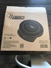 Nuwave 2 Precision Portable Induction Cooktop Model 30151 In Box Tested Working