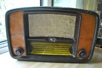 Antique radio receiver VEF-Baltika radio receiver Riga USSR
