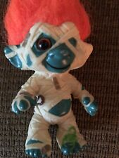 Rare Troll Doll Monster Mummy One Eyed Halloween 1993 Lgt Lewis Galoob Toy Rare