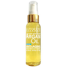 Argan Oil - Pure, Organic Moroccan Argan Oil - 65ml