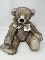 German Mohair Bearly Collectibles Bear By Isabella Hoffman