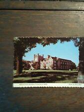 Administration Building Rare Photo Post Card University Of Idaho Moscow Idaho
