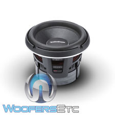 "ROCKFORD FOSGATE T2S1-13 POWER 13"" 4000W SINGLE 1-OHM SUBWOOFER BASS SPEAKER NEW"