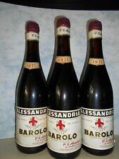 1971 Fratelli Alessandria Barolo DOCG, Piedmont, Italy
