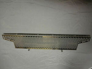 MG Midget 1500cc STAINLESS Front Grille With Fittings CHA478SS
