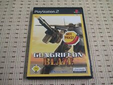 Gungriffon Blaze für Playstation 2 PS2 PS 2 *OVP*
