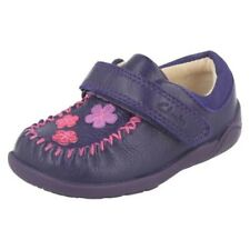 Girls Clarks Casual Shoes 'Litzy Evie'