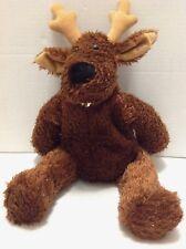 Hallmark Christmas Holiday Reindeer Plush Comet Stuffed Animal Toy Lovey Sparkle