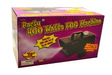 Party Fog Machine 400W With Remote, Black, Forum Novelties