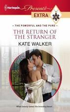 Harlequin Presents Extra: The Return of the Stranger 170 by Kate Walker (2011, …