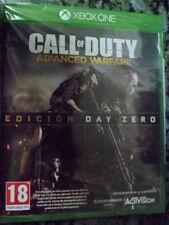 Call of Duty Advanced Warfare Edición Day Zero Xbox One Nuevo en castellano.