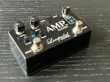 Lovepedal Amp Eleven 11 overdrive boost boutique guitar e 00000D29 ffects pedal Mint 2013