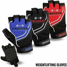 Weight Lifting Body Building Gloves Training Fitness Sports Workout Gym Exercise