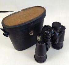 Mark Scheffel Triple Tested 20x50 Field 3 Degrees Full Size Binoculars With Case