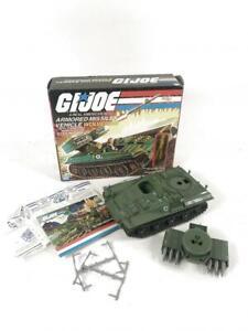 G.I. JOE ARMORED MISSLE VEHICLE WOLVERINE HASBRO 6048 w BOX & INSTRUCTIONS