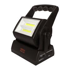 RECHARGEABLE 6W COB LED WORK LIGHT D2604 LLOYTRON CARAVAN CAMPING BATTERY - NEW