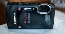 Olympus Stylus Tough TG-850 16.0MP Digital Camera - Black - Waterproof - Fast AF