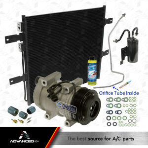 AC Compressor Kit Fits: 2006 - 2008 Dodge Ram 2500 3500 L6 5.9L ONLY,  Diesel