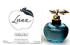 Luna Les Belles de Nina by Nina Ricci EDT Spray 2.7 oz.New Tester.Never Used.