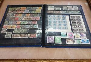 Iraq Mesopotamia 1919-1942 Used,MH,MNH Lot 102 stamps