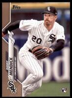 2020 Topps Series 2 Base Gold #541 Danny Mendick /2020 - Chicago White Sox