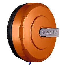 "32"" Hummer H3 Xtreme Tire Cover - Color Matched - Desert Orange"
