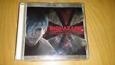 Biohazard Resident Evil The Umbrella Chronicles Original Soundtrack Musik CD