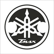 2 diapason adesivi Carter Yamaha TMAX T MAX T-MAX 500 530 stickers decals racing