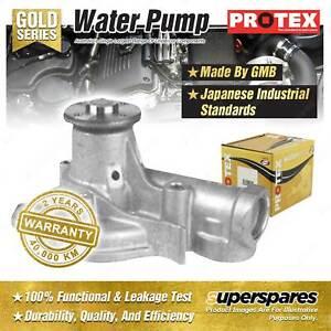 Protex Gold Water Pump for Great Wall V240 K2 X240 CC 2.4L SOHC 2009-2018