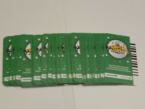 Woolworths Green Super Animal Cards Full Set of 72 (Christmas Edition)