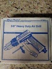 Snap On Blue Point 38 Heavy Duty Air Drill At800