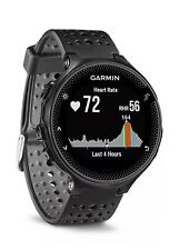 Garmin Forerunner 235 Heart Rate Monitor GPS Running Watch - Black/Grey