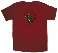 Liberty Graphics Salamander T-Shirt Nature M L Xl Wildlife Amphibian Lizard Red