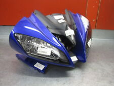 YAMAHA R6 2008 2009  BOVENKUIP TOPKUIP  KOPLAMP UPPER BODY FAIRING  HEADLIGHT