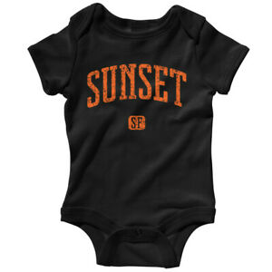 Sunset San Francisco One Piece - Baby Infant Creeper Romper NB-24M Gift District