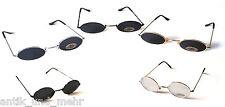 Sonnenbrille, John Lennon Style, 70er, Boho,runde Gläser,verschied.Modelle
