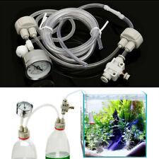 Complete DIY CO2 Generator System Kit Diffuser Aquarium Live Plants