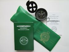 Qibla Compass Made in Japan Muslim Islamic Prayer Direction Finder Al Kaaba YCM