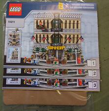 10211 Lego new original BAUANLEITUNG  INSTRUCTIONS Bauplane planes Bauplan