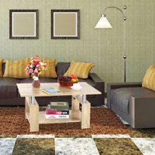 Couchtisch Beistelltisch Wohnzimmertisch mit Ablage Wohnzimmer Sofa Tisch ALI