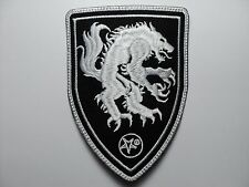 SATANIC WARMASTER    EMBROIDERED PATCH