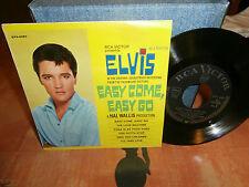 """elvis presley""""easy come,easy go""""ep7""""original.ger.rca victor:epa:4387.de 1967"""